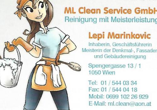 ML Clean Service GmbH